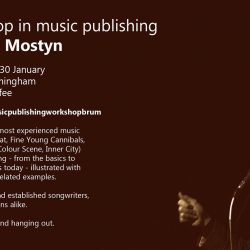 Music People Of Birmingham; Don't Miss This!